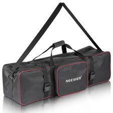 Neewer Transporttasche Studiotasche Carry Bag für Blitzstativ und Schirm Zubehor