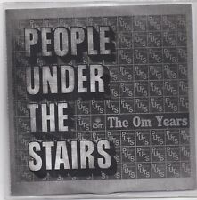 People Under The Stairs-The Om Years 2 promo cd album set