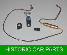 Morris Minor 1000 1962-71 - ADVANCE RETARD VACUUM PIPE with screw/push-on ends