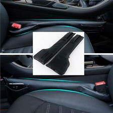 2x PU Leder Autositz Tasche Aufbewahrung Box KFZ Ablagefach Handyhalter Karte
