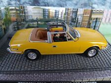 1/43 TRIUMPH STAG James Bond DIAMONDS ARE FOREVER  007 series  diorama