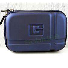 5.2 inch Hard Carrying Case Zipper GPS Case For Garmin Nuvi Magellan MP5 MP4 MP3