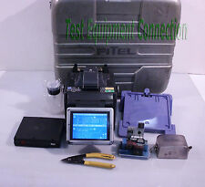 FiTeL Furukawa S176CF Core-Aligning Fusion Splicers With S324 Cleaver