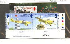 Alderney Scott 88-90 Nh [Id#426353]