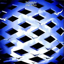 CD - The Who - Tommy (POP - ROCK) NUEVO - MINT