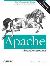 Apache: The Definitive Guide (3rd Edition) Laurie, Ben, Laurie, Peter Taschenbuch