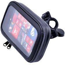 Supporto impermeabile da manubrio per Bicicletta Bici Moto per Nokia Lumia 1020