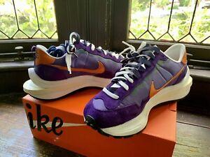 Nike VaporWaffle x Sacai Dark Iris  Men's Size 11. On Hand