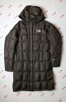 The North Face Women's Small Goose Down 600 Puffer Jacket Brown