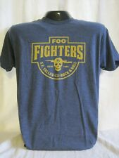 Foo Fighters T-Shirt Tee Music Dave Grohl S.F. Valley CA Band Apparel New 320