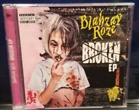 Blahzay Roze - Broken EP CD insane clown posse psychopathic records juggalo icp
