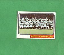 1974 Topps Baseball Set CLEVELAND INDIANS TEAM CARD # 541