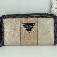 Women's GUESS Brand XL Stone BAY VIEW Envelope Wallet - $58 MSRP
