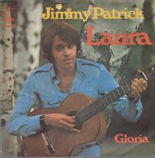 """NUR 7"""" COVER Jimmy Patrick Laura / Gloria 70`s CBS  ONLY 7"""" COVER"""
