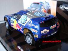 MINICHAMPS - VW RACE TOUAREG #307  DAKAR 2005 SABY PERIN 1/43° Edition limitée