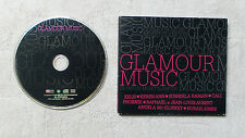 "CD AUDIO / VARIOUS ""GLAMOUR MUSIC"" CD COMPILATION PROMO OFFERT PAR GLAMOUR  9T"