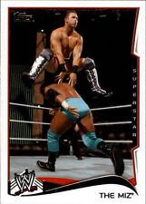2014 Topps WWE #33 The Miz