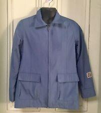 Munsingwear Jacket Size Small/ Medium 44 Greyish Blue Colour Excellent Condition