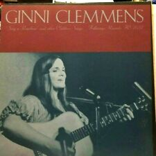 Ginni Clemmens/ Sing a Rainbow & Other Children's Songs/Folkways LP/#FC7637/1965