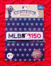 Official MLB Major League Baseball 150th Anniversary Collectible Patch