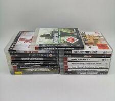 PS3 Spielepaket | Konvolut | Bundle | Sammlung | Playstation 3 | USK18