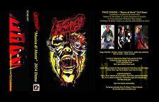 Twist Ending-Musica di Morte demo tape 2014  Impetigo Giallo Death Metal Punk