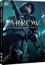 ARROW - STAGIONE 5 (5 DVD) COFANETTO NUOVO, ITALIANO, ORIGINALE