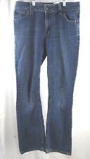 "GAP BOOT CUT Womens Blue Jeans Size 10 Reg  27"" Inseam Light Wash"
