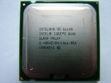 Intel core 2 quad q6600 processeur 4 x 2.4 Ghz 1066 MHz LGA 775 socle