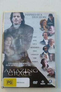 Amazing Grace (2006) - 2 Disc Set Region 4 DVD - Benedict Cumberbatch Movie