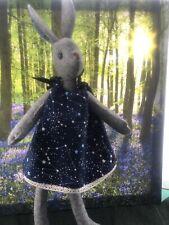 Luna Lapin handmade dresses - Blue Collection