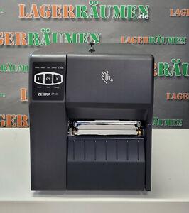 Zebra ZT220,  203dpi Thermotransfer Etikettendrucker