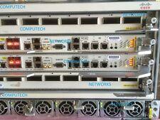 Cisco ASR-9904-AC 2X A9K-RSP880-SE A9K-8X100GE-TR, 880 Gbps/slot, 16x 100GE port