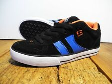 GLOBE SHOES ENCORE-2 SNEAKER NEU BLACK-BLUE GR:US 6,5 EUR 38,5 GLOBE