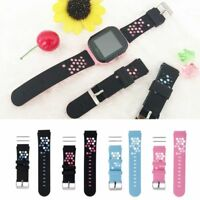 Children's Smart Wristband Replacement Wrist Silicone Strap For Kids Smart Watch