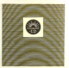 """7"""" Single - U2 - A Celebration - S1509 - washed & cleaned"""