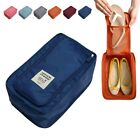 HOT Travel Waterproof Shoes Storage Outdoor Tote Pouch Zip Bags Organizer