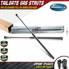 2x Tailgate Rear Boot Trunk Gas Struts for VW Polo 9N 01-09 Hatchback 6Q6827550C