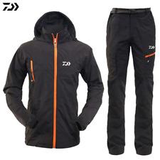 Daiwa Jacket Breathable Fishing Clothing Waterproof Sun UV Protection Outdoor Fi