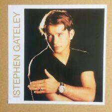 "STEPHEN GATELY / BOYZONE Original Vintage Smash Hits ""Poster Book"" Poster (SP)"