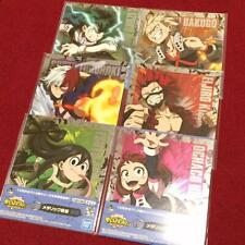 Ichiban Kuji Weathering With You C Prize illustration board 6 set Anime JAPAN