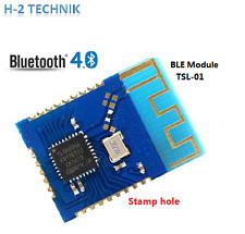 TTL to Bluetooth (stamp hole) transparent transmission adapter