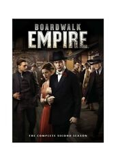 Boardwalk Empire: The Complete Second Season (DVD, 2012, 5-Disc Set) New, Sealed