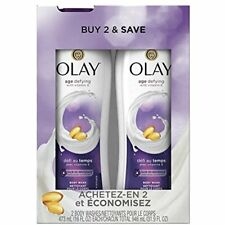 Oil of Olay Body Wash with Vitamin E Moisturizer Age Defying 16 Fl Oz, 2 Count