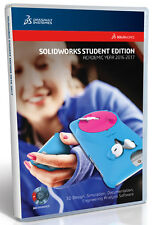 SolidWorks Student Edition 2016-2017 (For Students & Educators ONLY)