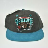 Vancouver Grizzlies NBA Twins Enterprise Vintage 90's Men's Snapback Cap Hat