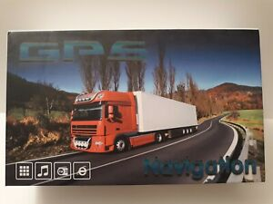 Carrvas 9 inch Truck GPS Navigation for Car Big Touchscreen SAT NAV System