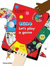 Let's play a game: All you need to play six board games, , Good Book