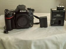 Nikon D D600 24.3MP Digital SLR Camera - Black (Body Only) and Wireless Adapter