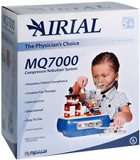 Airial MQ7000 Compressor Nebulizer System 1 Each (Pack of 4)